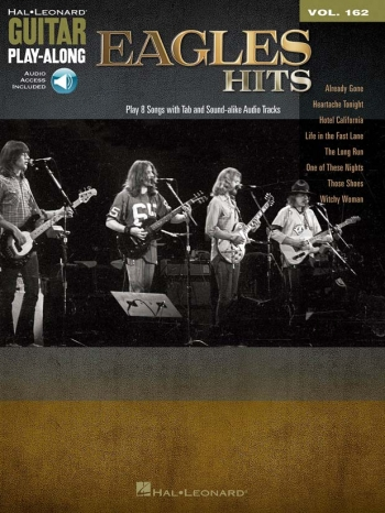 Guitar Play Along Series: Vol 1621: Eagles Hits : Acoustic Guitar: Book And Cd