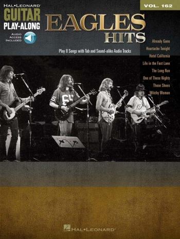 Guitar Play Along Series: Vol 1621: Eagles Hits : Acoustic Guitar: Book And Cd
