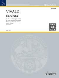 Concerto: A Minor: Rv461: Orchestral Score