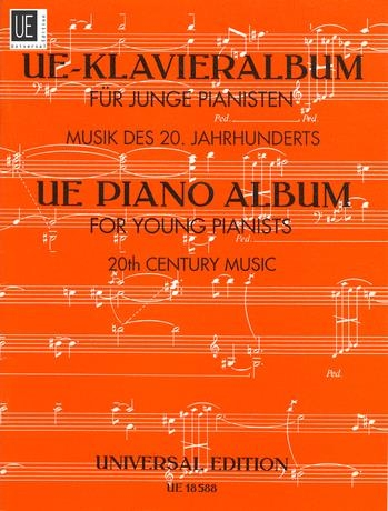 UE Piano Album For Young Pianists - 20th Century Music