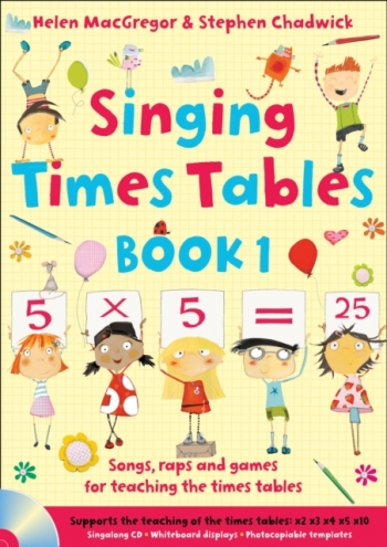 Singing Times Tables Book 1 (Mcgregor)