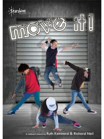 Move It  Book & Cd ( Ruth Kenward & Richard Neil)