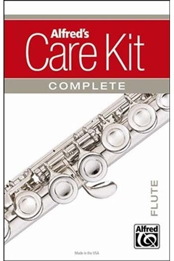 Flute Care Kit: Superslick (Alfred)