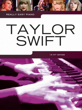 Really Easy Piano: Taylor Swift: Piano