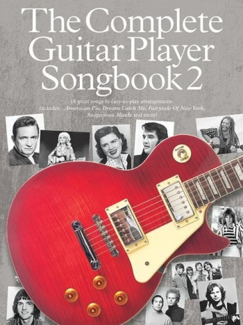 Complete Guitar Player Songbook 2 2014 Edition