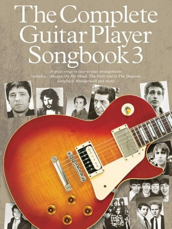 Complete Guitar Player Songbook 3 2014 Edition