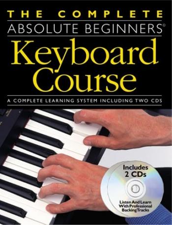 Absolute Beginners Keyboard Book &  Dvd