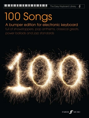 Easy Keyboard Library: 100 Songs Keyboard: Album