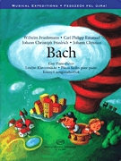 Easy Piano Pieces: Sons Of Bach: Piano Solo