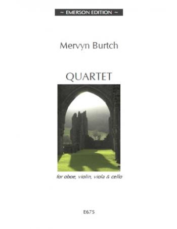 Quartet For OBoe Violin Viola & Cello (Emerson)