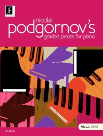 Graded Pieces For Piano, Volume 1 (Universal)