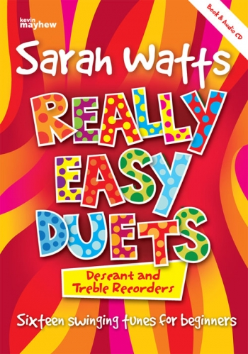 Really Easy Duets: Descant & Treble Recorder: Recorder Duets