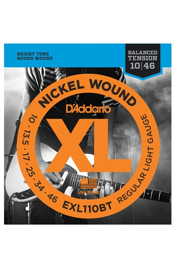 D'Addario Electric Guitar EXl110BT