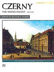 The Young Pianist, Op. 823 (Complete) (Alfred)