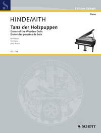 Tanz Der Holzpuppen: Piano (Schott)