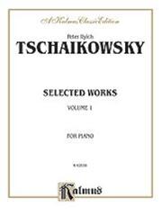 Selected Piano Works Vol1 Piano
