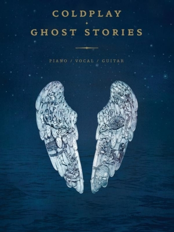 Coldplay: Ghost Stories  Piano Vocal Guitar