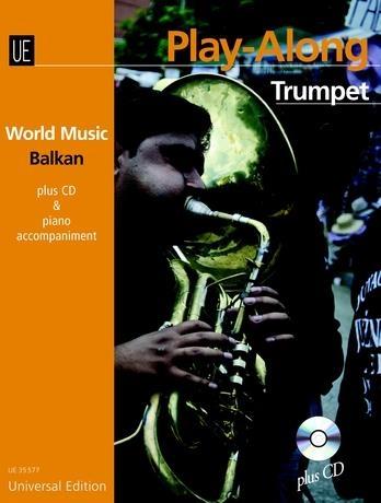 World Music Balkan: Play Along: Trumpet: Bk&cd