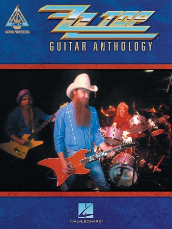 ZZ Top: Guitar Anthology: Guitar Tab
