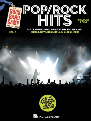 Rock Band Camp Volume 3: Pop/Rock Hits Parts & 2 Cds
