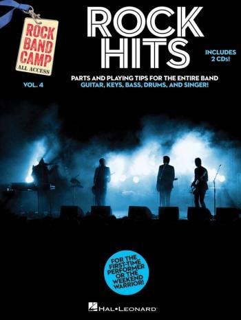 Rock Band Camp Volume 4: Rock Hits Parts & 2 Cds