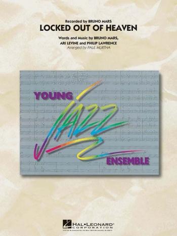Young Jazz Ensemble: Locked Out Of Heaven: Jazz Ensemble Series Score & Parts (arr Murtha)