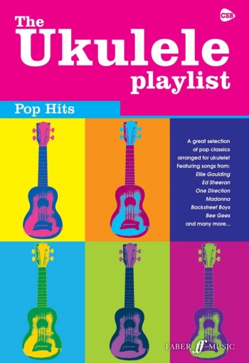 The Ukulele Playlist: Pop Hits Words & Chords