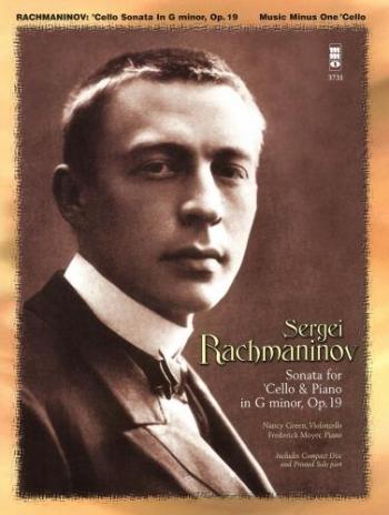 Sonata G Minor: Op19: Cello & Piano Book & Cd (MMO)