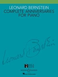 Complete Anniversaries For Piano (Boosey & Hawkes)