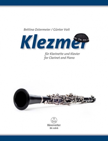 Klezmer For Clarinet & Piano  (Barenreiter)