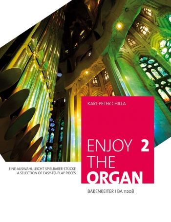 Enjoy The Organ 2 (Chilla)  (Barenreiter)