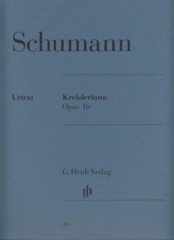 Kreislerianna Op16 Piano Solo (Henle)
