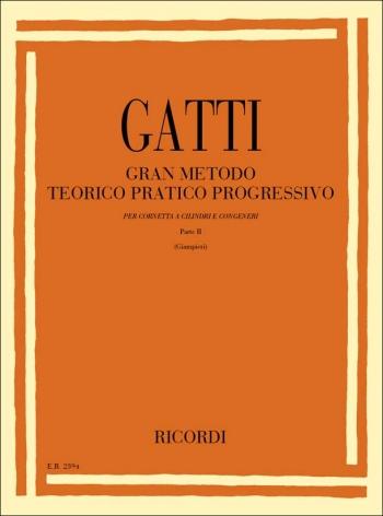 Gran Metodo Teorico Pratico Progressivo Parte II: Trumpet
