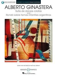 Suite De Danzas Criollas And Rondó Sobre Temas Infantiles Argentinos: Piano (B&H)