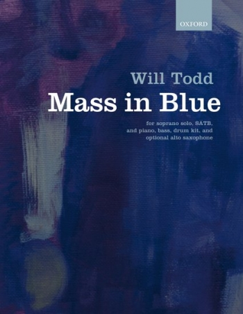 Mass In Blue: Vocal Score