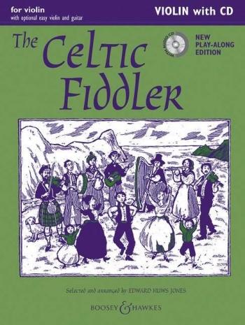 Celtic Fiddler: Violin: Part Only Book & CD (huws Jones)