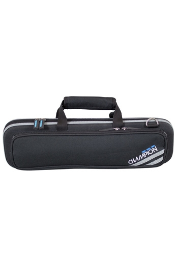 Flute: Case: Gig Bag: Black: Champion