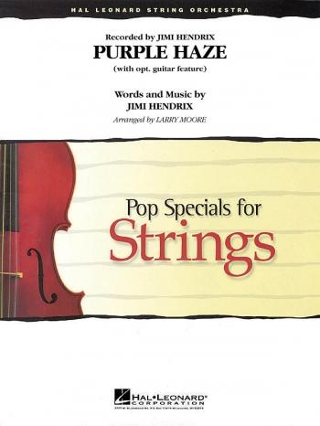 Purple Haze: String Orchestra: Pop Specials: Sc&Pts  (Wilson)