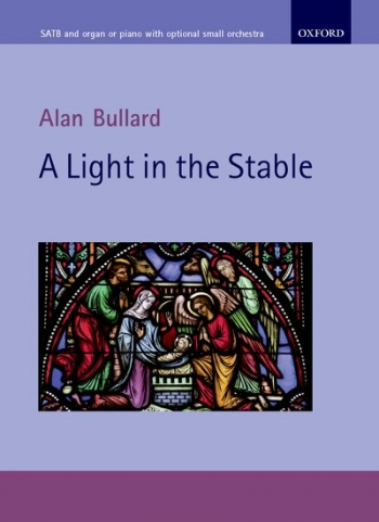 A Light In The Stable SATB