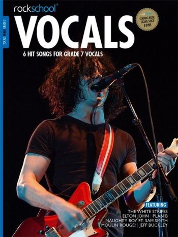 Rockschool: Vocals Grade 7 - Male (Book/Download) 2014-2017 Syllabus