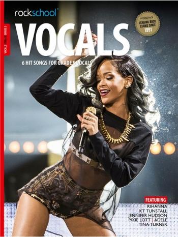 Rockschool: Vocals Grade 5 - Female (Book/Download) 2014-2017 Syllabus