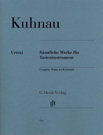 Complete Works For Keyboard (Henle Edition)