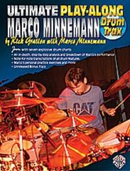 Ultimate Drum Play Along: Marco Minnemann: Drum: Book And Cd