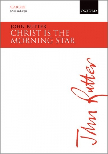Christ Is The Morning Star Vocal SATB