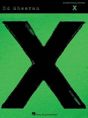 Ed Sheeran X Piano Vocal And Guitar