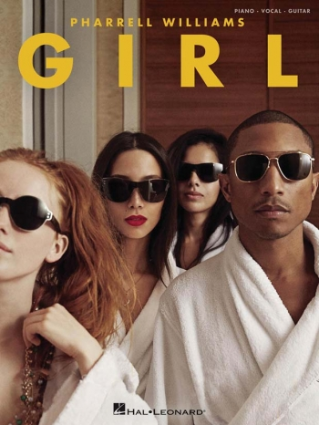 Pharrell Williams: Girl: Piano Vocal Guitar