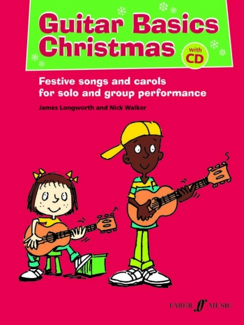 Guitar Basics Christmas Guitar And Easy Tab (Longworth & Walker)
