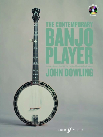 The Contemporary Banjo Player Book & Cd (John Dowling)