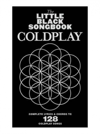 Little Black Songbook: Coldplay: Lyrics & Chords