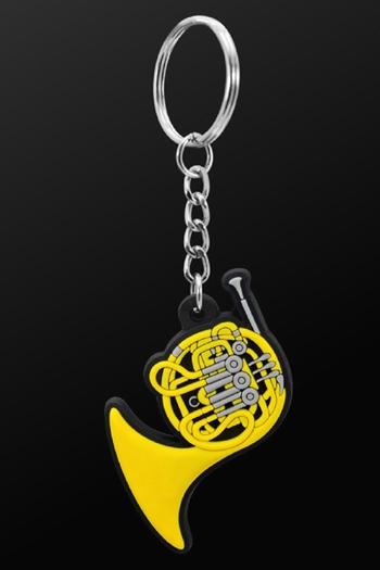 Keyring French Horn